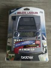 Sealed Brother P Touch Advanced Deluxe Labeler Home Office Label Maker Pt 1880