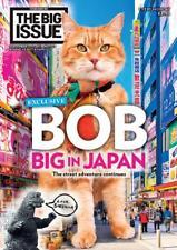 The Big Issue Magazine Street Cat Bob James Bowen in Japan September 2017 NEW