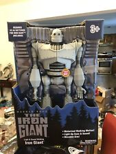 Iron Giant exclusive Large Scale lights Up With sounds The Iron Giant