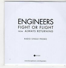 (FF838) Engineers, Fight Or Flight - 2014 DJ CD
