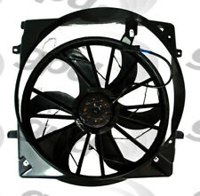 Engine Cooling Fan Assembly fits 2004-2005 Jeep Liberty  GLOBAL PARTS