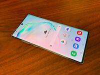 Samsung Galaxy Note10+ SM-N975W - 256GB - Aura White (Non US Unlocked) READ DESC
