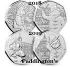 50p COINS PADDINGTON BEAR STATION PALACE TOWER CATHEDRAL  ALBUMS  BEATRIX POTTER