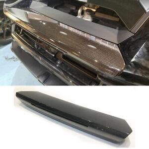 Carbon Fiber Car Rear Spoiler Lip Apron Case For Lamborghini Huracan LP600
