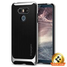 Spigen® For LG G6 [Neo Hybrid] Shockproof Protective TPU Bumper Slim Case Cover