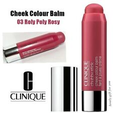 Clinique Chubby Stick Cheek Colour Balm 03 Roly Poly Rosy Travel Size 3.6g Fresh