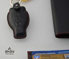 für Mercedes Key Case Schlüssel Etui Leder W209 W221 W222 W251 AMG KEYLESS GO