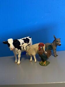 schleich farm animals bundle