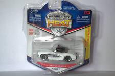 1:64 JADA Badge City Heat 2009 LOT OF 5 CARS!! diecast