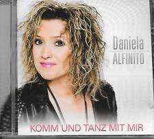 DANIELA ALFINITO - Komm und tanz mit mir CD Album 14TR Schlager 2012 Germany