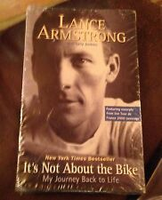 Its not about the Bike by Lance Armstrong biography Patrick Snell Tour de France