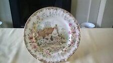 Royal Albert SUMMER Cottage Garden Year Series Plate