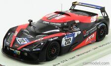 Spark-model sg415 scala 1/43 ktm x-bow gt4 team isert motorsport n 202 winner