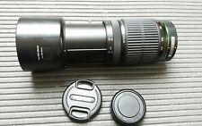 Pentax SMC DA, 55 -300 mm, 1:4-5,8 ED