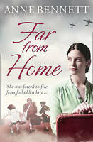 Far From Home by Anne Bennett, Acceptable Used Book (Paperback) FREE & FAST Deli