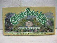 The Vintage Cabbage Patch Kids Board Game 1984 From Parker Brothers        gm374