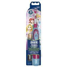 Oral-B Stages Power Batterie Zahnbürste / D 2010 Bunt elektrische Zahnbürste