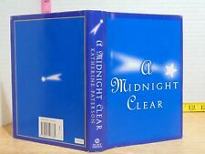 A Midnight Clear by Katherine Paterson (1995, Hardcover) BCE