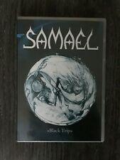 SAMAEL Black Trip 2 Disc DVD Set Live Show/Concert Swedish Extreme/Death Metal
