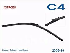 Windscreen Wiper Blades for Citroen C4 2004 2005 2006 2007 2010  (PAIR)