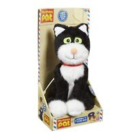 Postman Pat Toy Stroke n Purr Jess Interactive Soft Toy Cat BRAND NEW