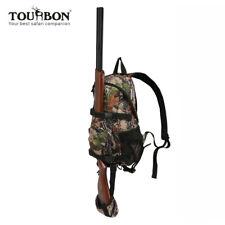 Tourbon Jagdrucksack mit Gewehrhalterung Camo Tactical Outdoor Rucksack Neu