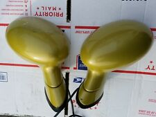1996-2002 BMW Z3 M ROADSTER COUPE DOOR REAR VIEW MIRRORS GOLD OEM Glass PAIR L R