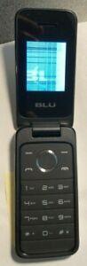 [BROKEN] BLU Diva Flip Silver (Unlocked) Smartphone T370 Fast Ship Good Used LCD