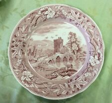 Spode Archive Collection, Traditions Series, Lucano C.1819, Red