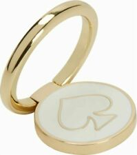 Kate Spade NY Stability Ring for Universal Device Gold Creme Hkr2
