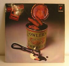 Rolling Stones Sticky fingers LP original spain 1st press laminated cover ex-ex