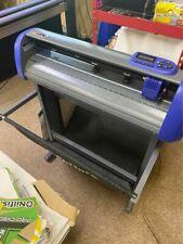 Uscutter 28 Titan 3 Professional Vinyl Cutter With Vinyl Master Cut Software