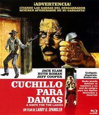 CUCHILLO PARA DAMAS (BLU-RAY DISC BD PRECINTADO) TERROR