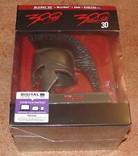 300 - 300 naissance d'un empire 3D Coffret collector Casque limitée neuf blister