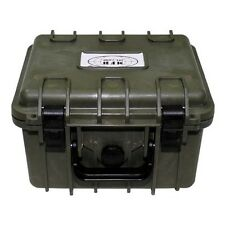 BOX KUNSTSTOFF WASSERDICHT 26,7x23,9x17,6 CM OLIV