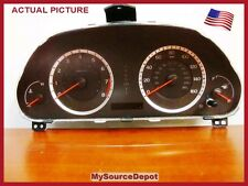 2008,2009,2010,2011,2012,ACCORD,SPEEDOMETER INSTRUMENT CLUSTER,78100-TA0-A110-M1