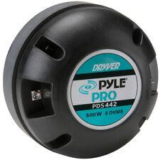 """Pyle PDS442 1"""" Titanium Horn Driver 1-3/8""""-18 TPI"""