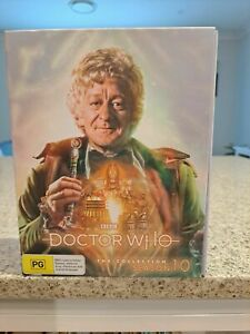 Doctor Who Season 10 The Collection BluRay OOP