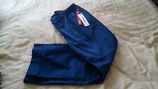 Para mujer Talla 24 Azul pierna del pantalón, Slim? por favor lea. BNWT