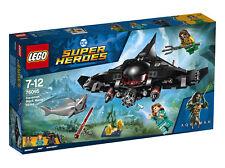 Lego Dc Comics Super Heroes Aquaman: Black Manta Strike (76095)