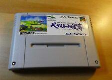 GAME/JEU SUPER FAMICOM NITENDO NES JAPANESE VERSION New 3D Golf SHVC GB SFC