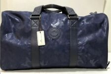 NWOT Peter Millar Navy Blue Camouflage Duffle Bag $245