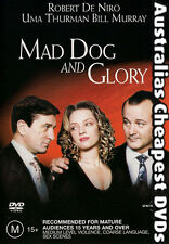 Mad Dog And Glory DVD NEW,  FREE POSTAGE  WITHIN AUSTRALIA REGION 2, 4