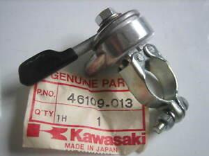 NOS OEM Kawasaki  KLT 160 200 KD80 G7 G3 TR KH100 Lever Assy Starter Choke Start