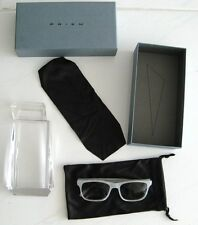 PRISM SUNGLASSES LOVINGLY HANDCRAFTED IN ITALY ROME WHITE ICE