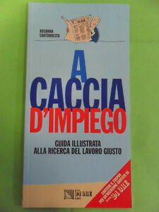 SANTONOCITO. A CACCIA D'IMPIEGO. IL SOLE 24 ORE 1995