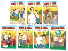 King of the Hill TV Series Complete Seasons 7 8 9 10 11 12 13 (7-13) NEW DVD SET