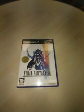 Final Fantasy XII 12 (PS2 PlayStation 2). Fully tested & fast dispatch!