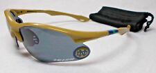 READ LISTING! Notre Dame Fighting Irish XLGE 3-D Lens Logo on Blade Sunglasses!