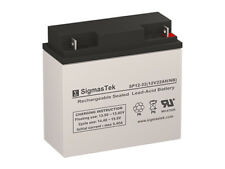 DSR PSJ4424 Pro Series 12 and 24V Jump Starter Replacement Battery by SigmasTek